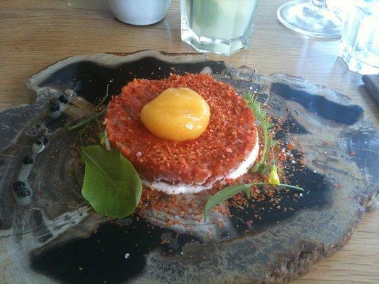 The Kitchen at Maison Estate: Tomato Tartare