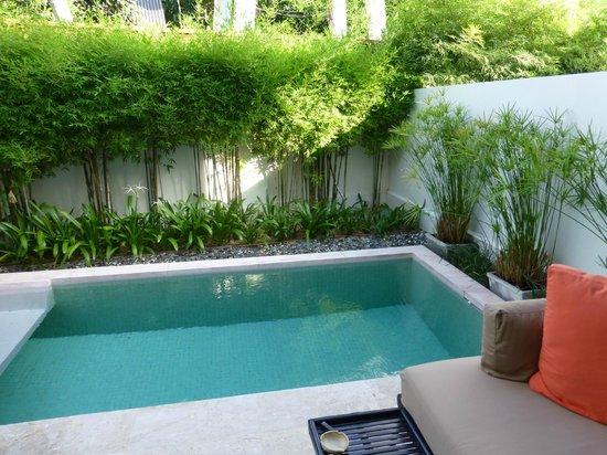 SALA Samui Choengmon Beach Resort: Garden Pool Villa