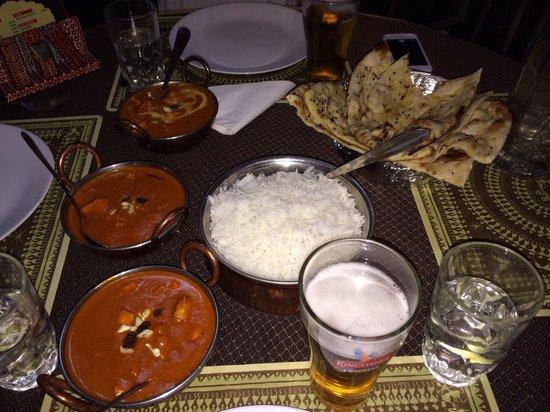 Master of India Restaurant : Master of India ������