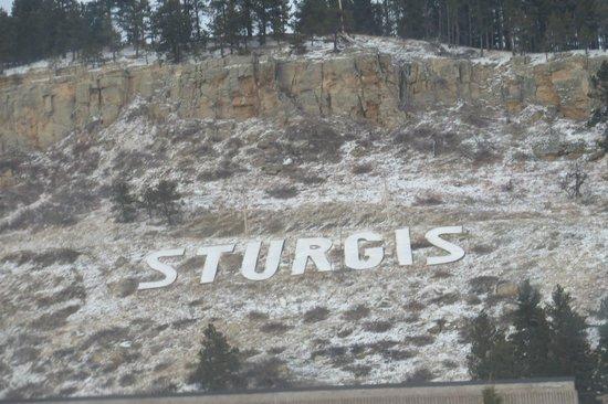 Best Western Sturgis Inn: Sturgis without the Bikes