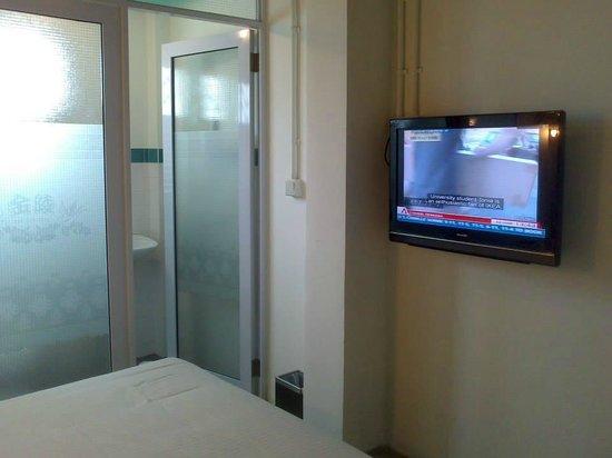 Kam Leng Hotel : TV
