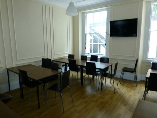 Holland House : dining room