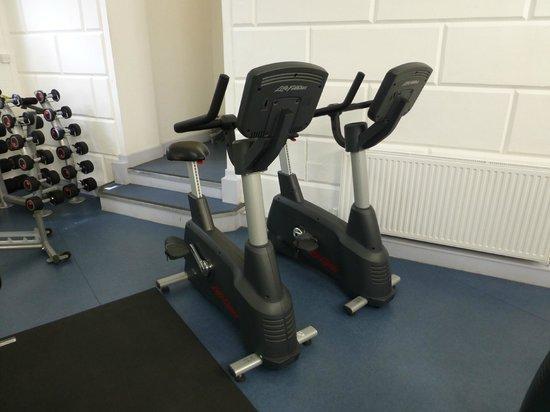 Holland House : gym