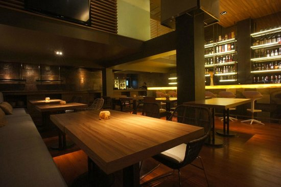 Sacha's Hotel Uno: All day dining