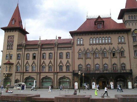 Saratov State Conservatory of L.V.Sobinova