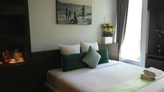 Idyllic Concept Resort: ベッドルーム