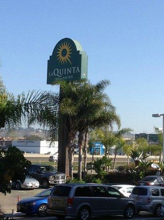La Quinta Inn & Suites San Diego SeaWorld/Zoo Area: entrer