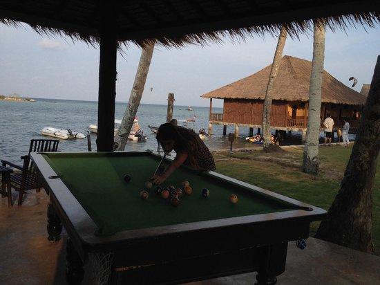 Bintan Spa Villa Beach Resort: Pool