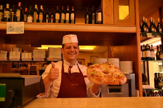 Eating Italy Food Tours: First stop of taste of testaccio