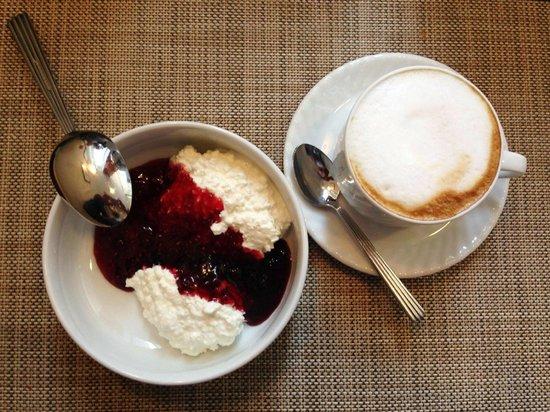 Radisson Blu Daugava Hotel, Riga: Завтрак