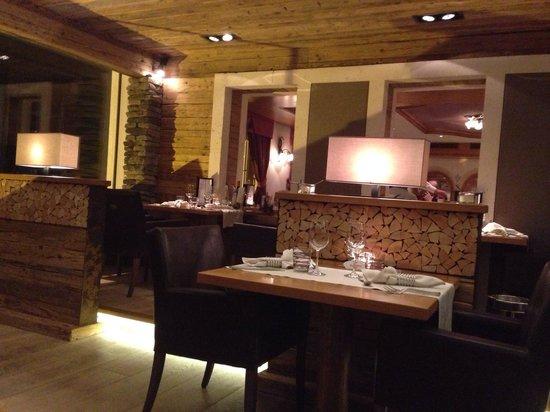 Mountain Spa Resort Hotel Albion: Sala per la cena