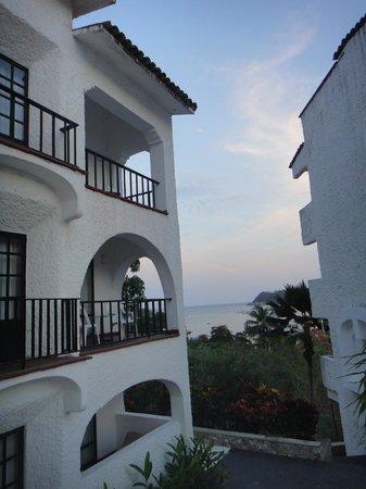 Marina Hotel & Resort: Balcones