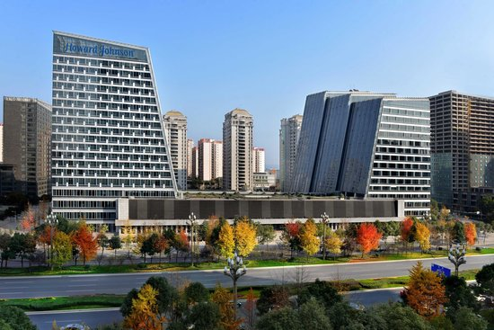 Howard Johnson Hi-Tech Plaza Chengdu