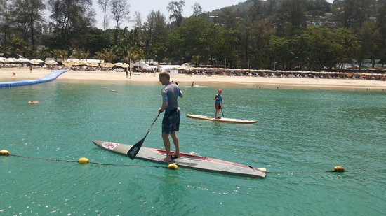 Sup Thai Longtail : TIME ON WATER IS TIME ADDED TO LIFE