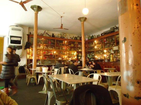 Galeria de Paris: vue du restaurant