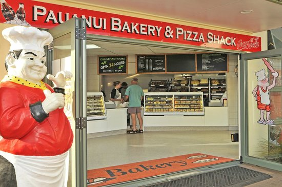 Pauanui Bakery and Pizza Shack