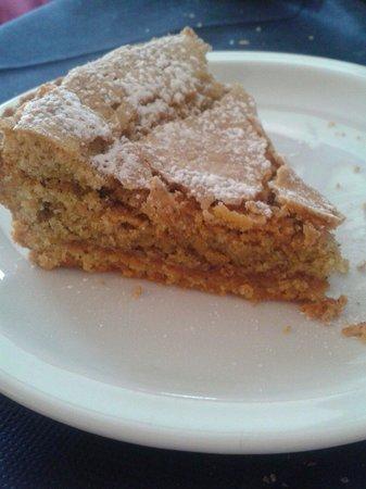 Bait Dal Ghet: Torta valtellinese calda! Una libidine!