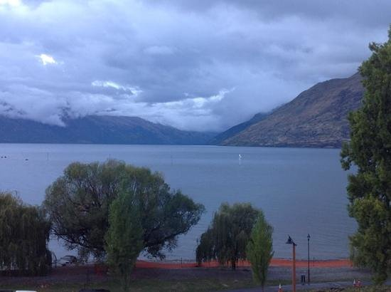 Rydges Lakeland Resort Hotel Queenstown: view hotelrooms Rydges