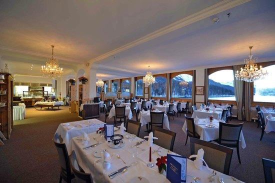 Hotel Waldhaus Am See: Restaurant
