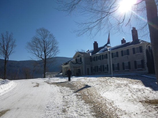 Hildene, The Lincoln Family Home: The house
