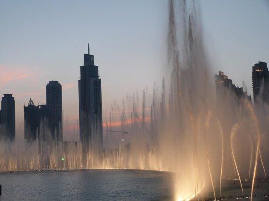 The Dubai Fountain: le fontane danzanti