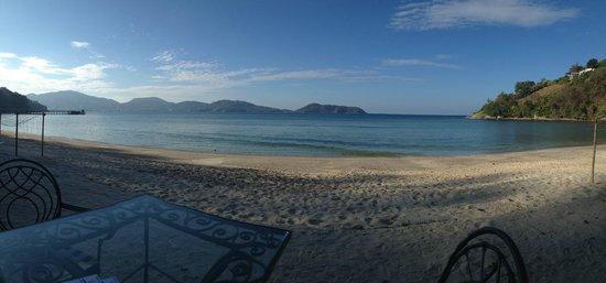 Thavorn Beach Village Resort & Spa: Beach view