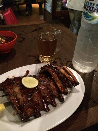 Naughty Nuri's Warung and Grill: The phenomenal ribs
