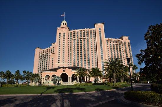 JW Marriott Orlando, Grande Lakes: Außenansicht