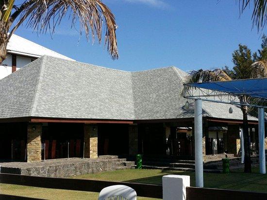 Bataan White Corals Beach Resort: The pavilion