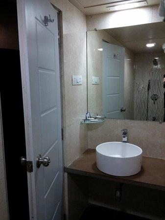 P.A.Residency: Baño