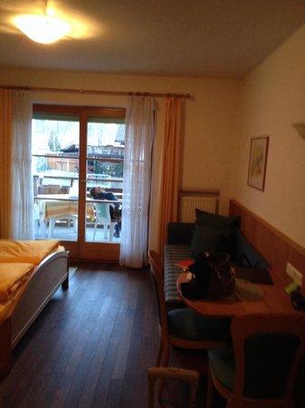 Hotel Ristorante Alte Muhle: Bella camera