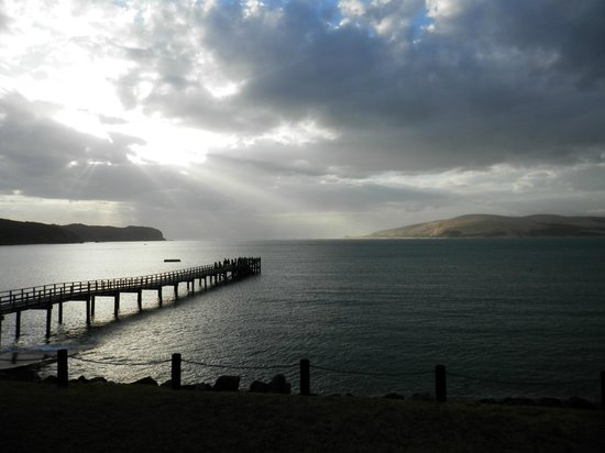 Copthorne Hotel & Resort Hokianga: Looking out to the Tasman sea