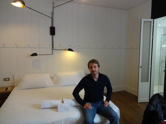 Praktik Metropol: Schlafzimmer