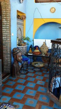 Dar Zman: Magnifique décoration