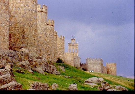 Las Murallas de Ávila: le mura di Avila