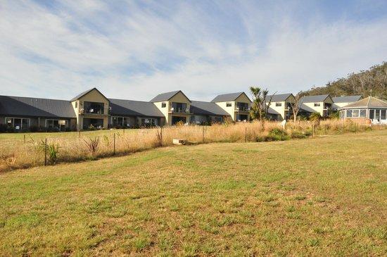 Diamond Island Resort: De huisjes