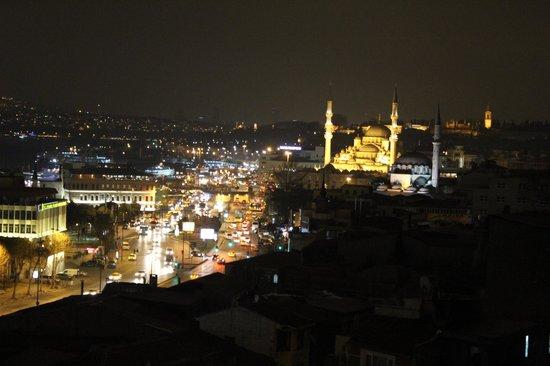Hayriye Hanim Konagi Hotel : Ночь