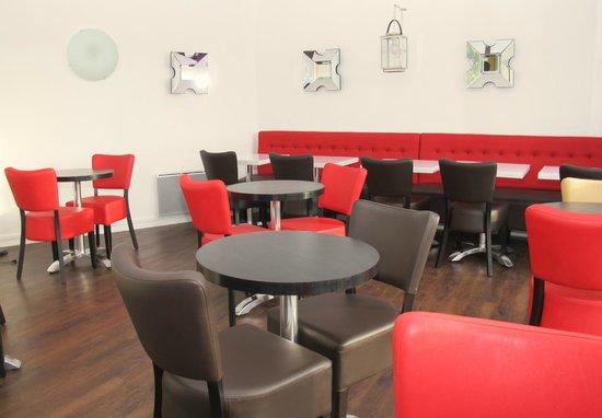 Europarc Hotel : salle à manger