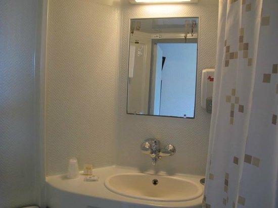 Europarc Hotel: salle de bains