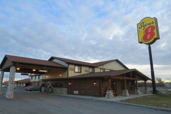Super  Motel Hardin Mt