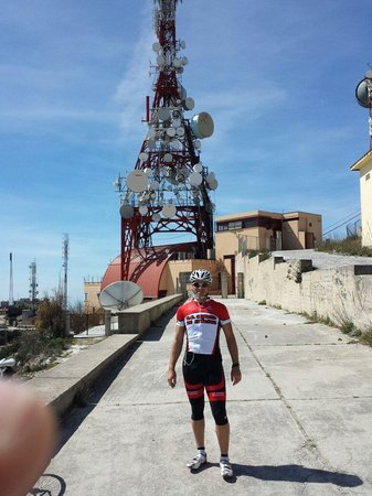 Andalucian Cycling Experience Day Trips: repetidor de mijas