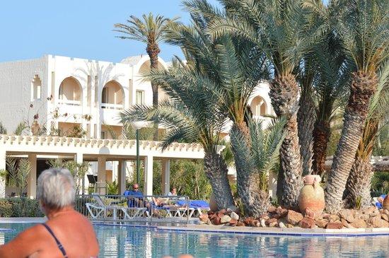 Iberostar Mehari Djerba: Vue hôtel