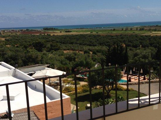 Antica Masseria Rottacapozza: Vista mare