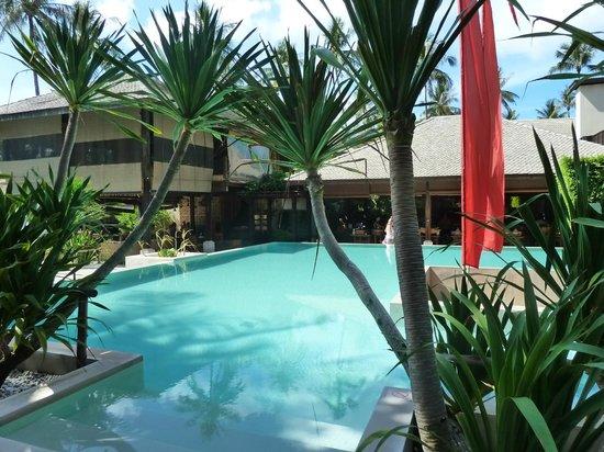 Anantara Rasananda Koh Phangan Villas: Poolbereich