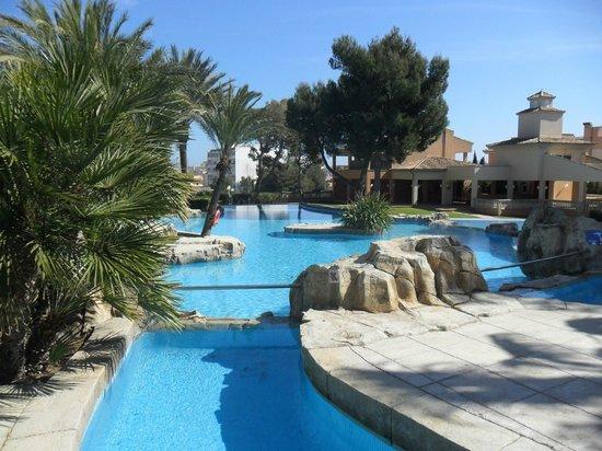 Grupotel Gran Vista & Spa: Sehr schön Groß