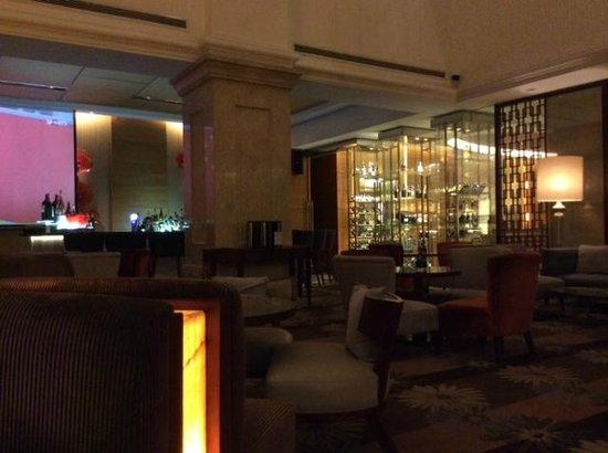 Hotel Equatorial Ho Chi Minh City: Lobby bar