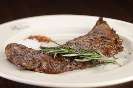 Bison Steak House : Мачете стейк
