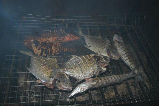 Hulhumale: Собственный улов