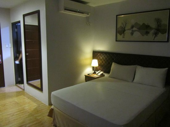 Capitol Central Hotel and Suites: chambre premium