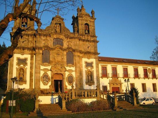 Pousada Mosteiro Guimarães: Voorzijde